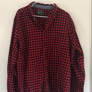 Woolrich men's flannel